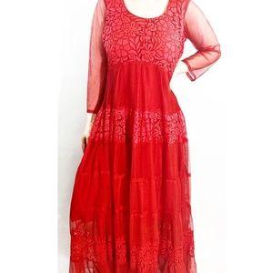Vintage Shree Fashion Dress